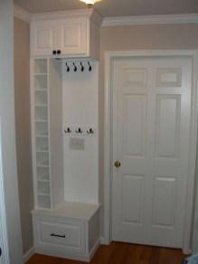 Minimalist Tiny Apartment Shoe Storage Design Ideas 44