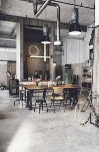 Perfect Industrial Style Loft Designs Ideas For Living Room 25
