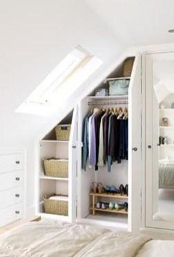 Relaxing Small Loft Bedroom Designs 29