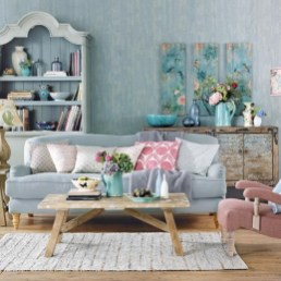 Shabby Chic Decoration Ideas For Living Room 04