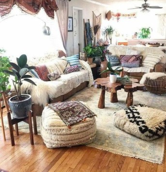 Shabby Chic Decoration Ideas For Living Room 11