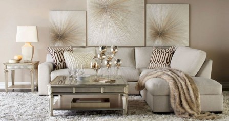 Shabby Chic Decoration Ideas For Living Room 12