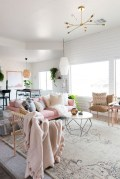 Shabby Chic Decoration Ideas For Living Room 16