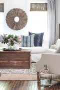 Shabby Chic Decoration Ideas For Living Room 45