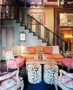 Shabby Chic Decoration Ideas For Living Room 48