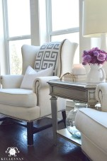 Shabby Chic Decoration Ideas For Living Room 54