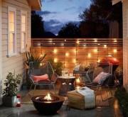 Stunning Small Patio Garden Decorating Ideas 19