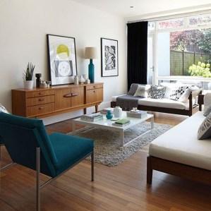 Unique Mid Century Living Room Ideas With Furniture 42
