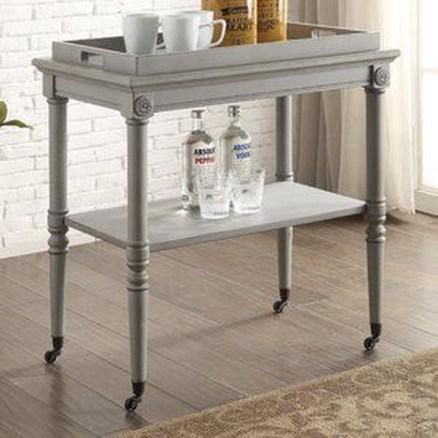 Wonderful Apartment Coffee Bar Cart Ideas 15