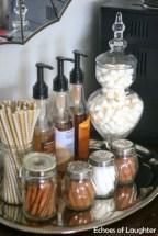 Wonderful Apartment Coffee Bar Cart Ideas 28