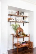 Wonderful Apartment Coffee Bar Cart Ideas 48