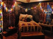 Wonderful Bohemian Design Decorating Ideas For Bedroom 04