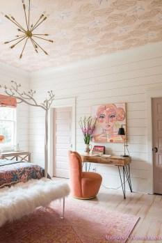 Wonderful Bohemian Design Decorating Ideas For Bedroom 08