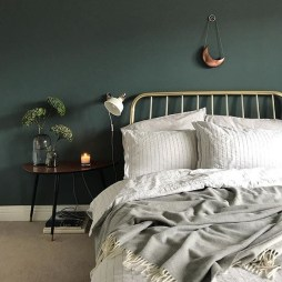 Wonderful Bohemian Design Decorating Ideas For Bedroom 45