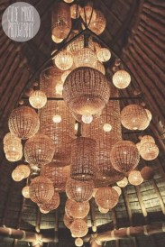 Adorable Hanging Lamp Designs Ideas From Rattan 18