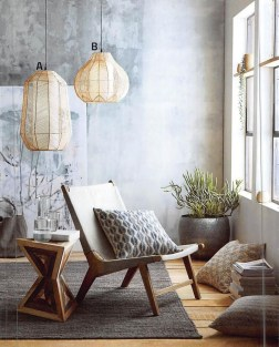 Adorable Hanging Lamp Designs Ideas From Rattan 27