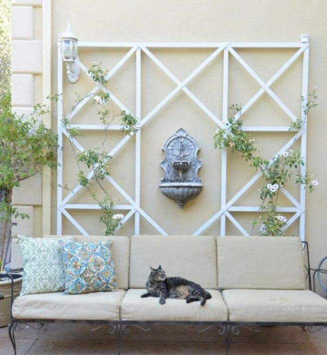 Amazing Wall Outdoor Design Ideas 14