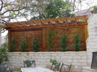 Amazing Wall Outdoor Design Ideas 17