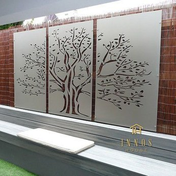Amazing Wall Outdoor Design Ideas 51