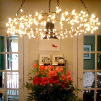 Attractive Diy Chandelier Designs Ideas 09