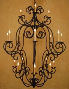 Attractive Diy Chandelier Designs Ideas 26