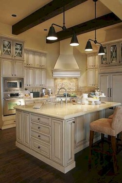 Awesome French Country Design Ideas For Kitchen 09