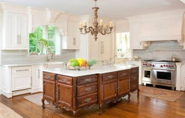Awesome French Country Design Ideas For Kitchen 15