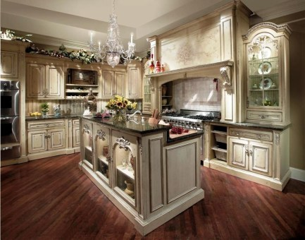 Awesome French Country Design Ideas For Kitchen 29
