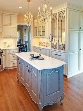 Awesome French Country Design Ideas For Kitchen 45