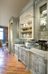 Awesome French Country Design Ideas For Kitchen 50