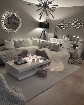 Charming Living Room Design Ideas 26