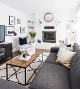 Charming Living Room Design Ideas 51
