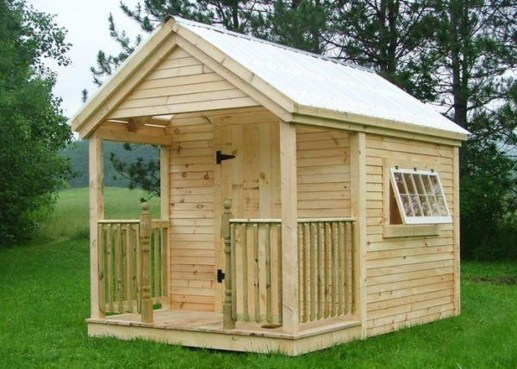 Cool Small Storage Shed Ideas For Garden 18