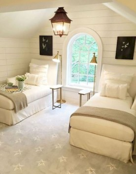Elegant Farmhouse Decor Ideas For Bedroom 50