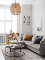 Impressive French Style Living Room Designs Ideas 33