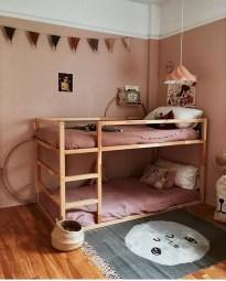 Inspiring Shared Kids Room Design Ideas 19