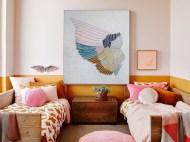 Inspiring Shared Kids Room Design Ideas 27