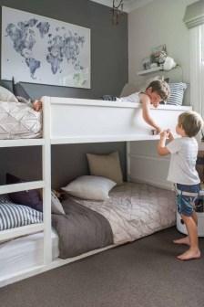 Inspiring Shared Kids Room Design Ideas 53