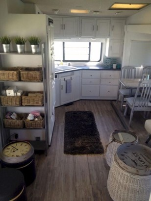 Latest Rv Hacks Makeover Table Ideas On A Budget 02