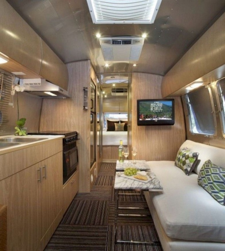 Latest Rv Hacks Makeover Table Ideas On A Budget 07