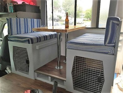 Latest Rv Hacks Makeover Table Ideas On A Budget 45