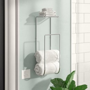 Luxury Towel Storage Ideas For Bathroom 11