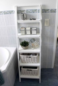 Luxury Towel Storage Ideas For Bathroom 32