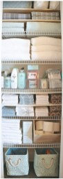 Luxury Towel Storage Ideas For Bathroom 38