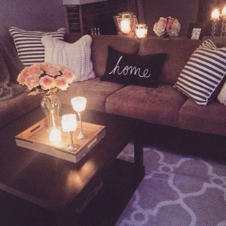 Magnificient Living Room Decor Ideas For Your Apartment 25