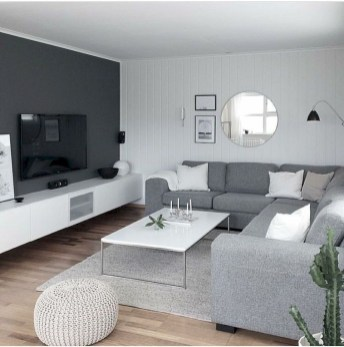 Minimalist Living Room Design Ideas 18