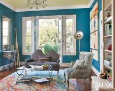 Modern Vibrant Rooms Reading Ideas 04