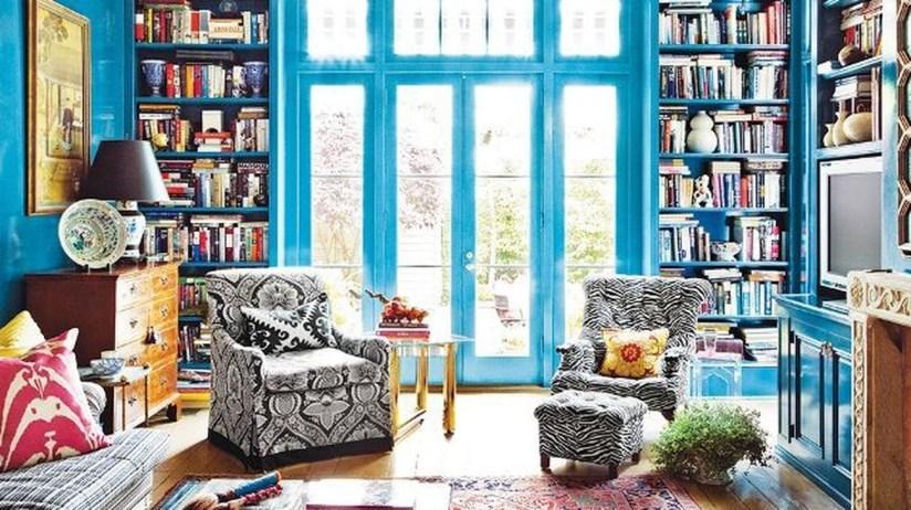 Modern Vibrant Rooms Reading Ideas 13