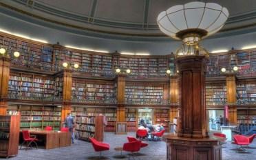Modern Vibrant Rooms Reading Ideas 18