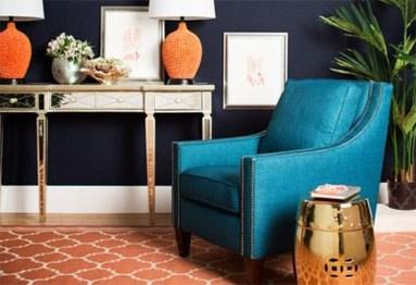 Modern Vibrant Rooms Reading Ideas 45